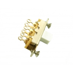 SLIDE SWITCH JAZZMASTER/JAGUAR® WHITE