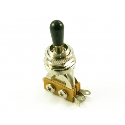 LP® METRIC TOGGLE SWITCH - CHROME