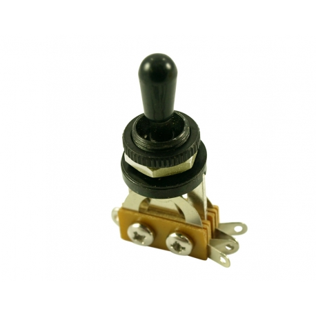 LP® METRIC TOGGLE SWITCH - BLACK