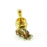 LP® TOGGLE SWITCH GOLD/ METAL TIP