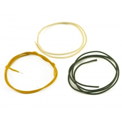 GAVITT® VINTAGE CLOTH WIRE KIT 4FT. EACH BLACK WHITE YELLOW