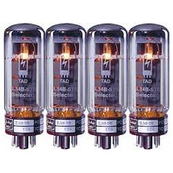 4-EL34B-STR TAD PREMIUM Tube/Valve (Quartet)