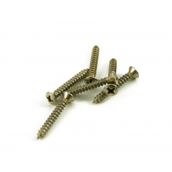 BRIDGE / STRAP BUTTON NICKEL ( 1 )