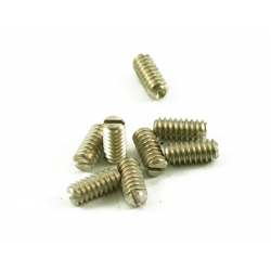 SLOT HEAD TELE® SADDLE HEIGHT SCREW - SHORT (8)