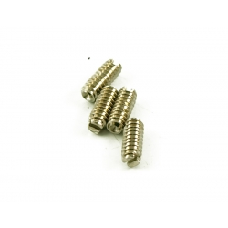 SLOT HEAD TELE® SADDLE HEIGHT SCREW - LONG (4)