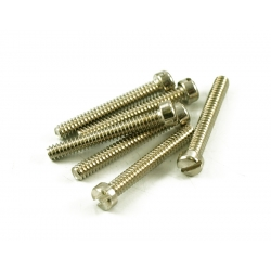 SLOT HEAD TELE® INTONATION SCREW (6)
