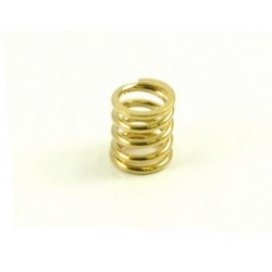 SPRING, TENSION 7/8, GOLD