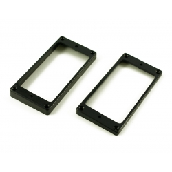 HUM MOUNTING RING (SET) BLACK