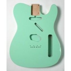 Body f. Tele, US Alder, Double Binding