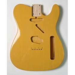 Body f. TL, Swamp Ash