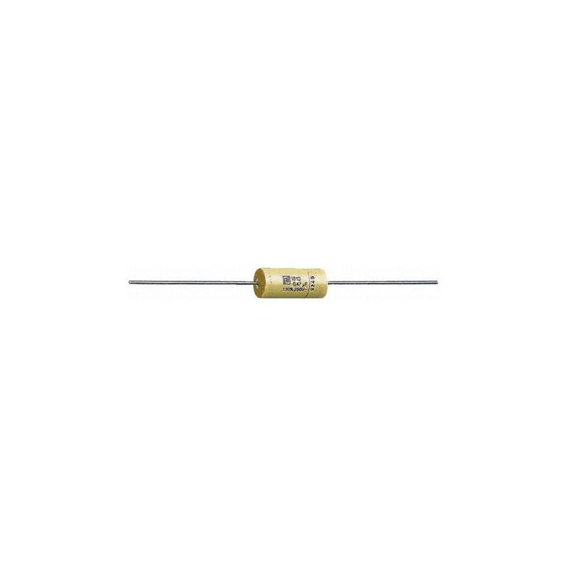 Vishay, Polyesterfilmkondensator, 0,033uF, 400 V dc