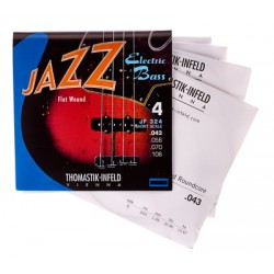 Flatwound Bass Strings Thomastik JF324