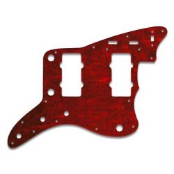 FENDER® JAZZMASTER® - TORTOISE SHELL STYLE RED (PVC)