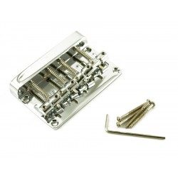 METRIC BASS BRIDGE CHROME