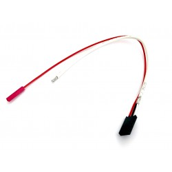 EMG Pickup Cable White