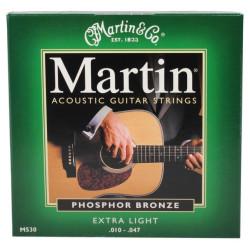 Martin 10/47 M530 92/8 Phosphor bronze