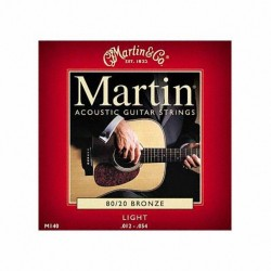 Martin 12/54 M140 80/20 Bronze strenge