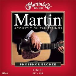 Martin 12/54 M540 Phosphor Bronze
