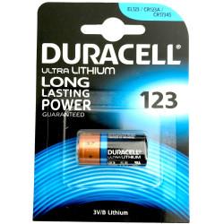 Duracell Ultra Lithium CR123A