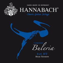 Hannabach 826 Flamenco Buleria High Tension
