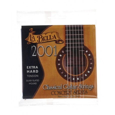 Medium Hard Tension strings