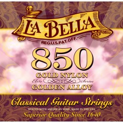 La Bella 850 Golden Alloy