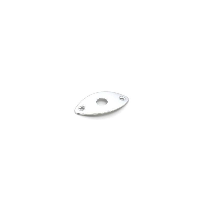 Oval Jack Plate, 2-hole