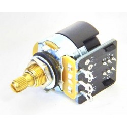 CTS 500K DPDT Push-Pull Potentiometer