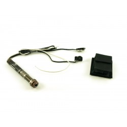 LR BAGGS® ELEMENT PICKUP, ENDPIN PREAMP AND SOUNDHOLE VOLUME CONTROL