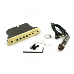 LR BAGGS® ACTIVE MAGNETIC SOUNDHOLE PICKUP WITH VOLUME CONTROL
