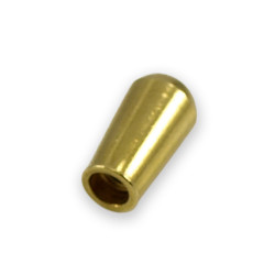 Gold metal - Toggle Switch Tip