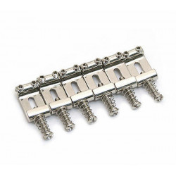 STRATOCASTER® VINTAGE-STYLE BRIDGE SADDLES