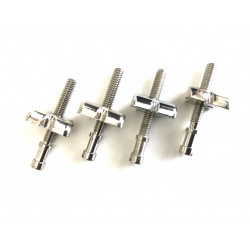 Gibson bass tunematic saddles (set of 4)