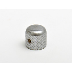 "Relic TL-Type ""Dome"" Pot Knob / Aged Chrome"