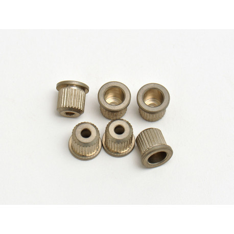 Relic TL-Type String Bushings / Aged Nickel