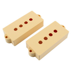 P BASS® PICKUP COVER OPEN CREME