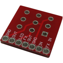 Easy Wiring Board 3PDT-SM