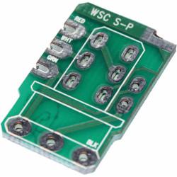 Push-Push PCB Coil Tap