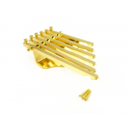 FINGER TAILPIECE GOLD