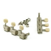 KLUSON® TRADITIONAL - 3 PER PLATE - OVAL PLASTIC BTN - NO LOGO -